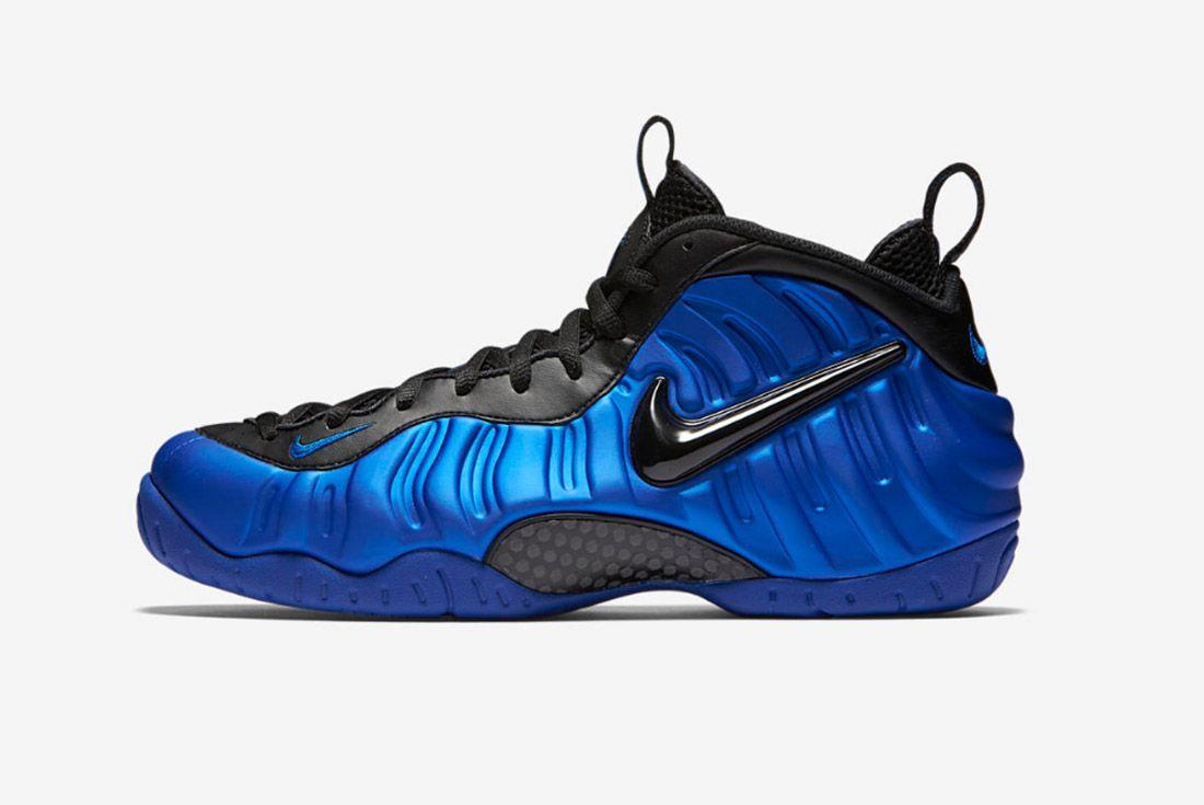 Nike Foamposite Pro Hyper Cobalt 1