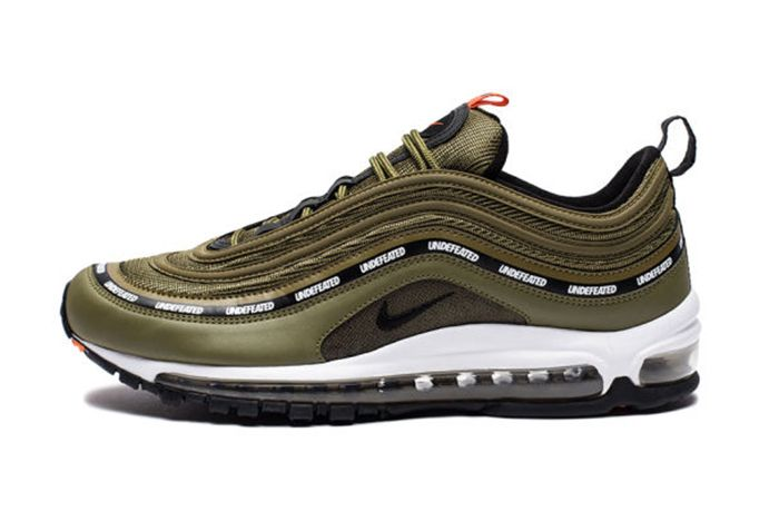 Undefeated X Nike Air Max 97 Release Date 9