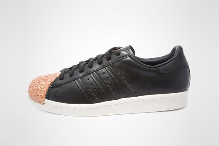 Adidas Superstar 80 S Metal Toe Tf Womens 5