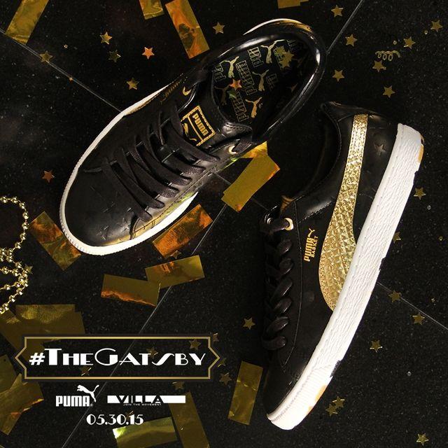Puma Villa Basket Gatsby 1
