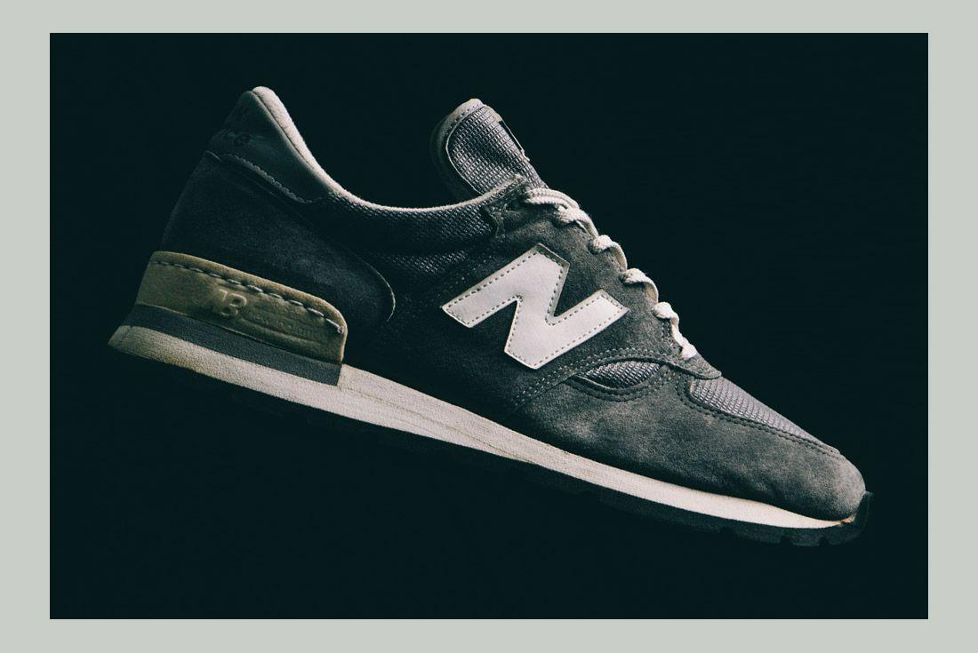 History Of New Balance 990 Og 1