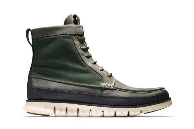 Cole Haan Zero Grand Tall Boot Ivy Black