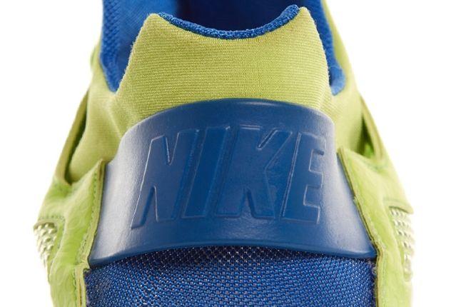 3A Huarache Sample Heel Detailing 1