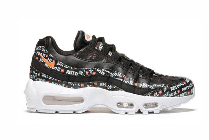 Nike Air Max 95 Just Do It Black Sneaker Freaker