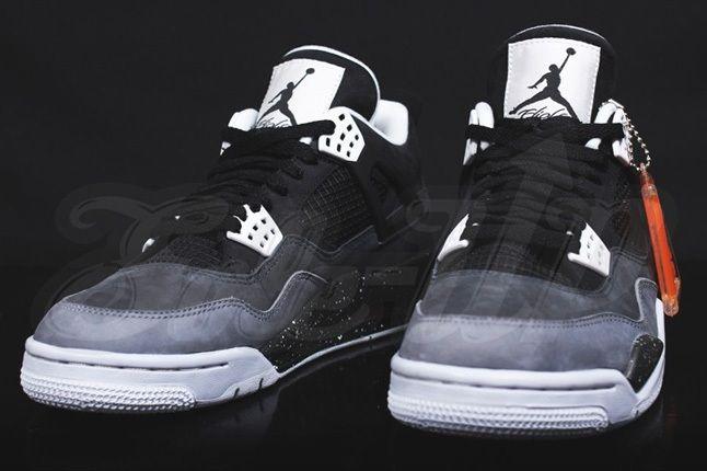 Air Jordan 4 Oreo Toes 1