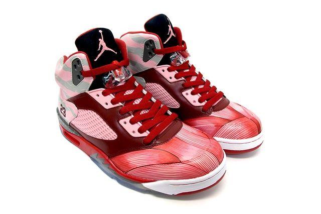 Sekure D Custom Air Jordan V Seconds Please 5