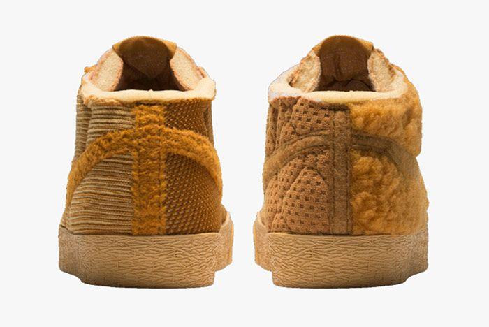Cpfm Nike Blazer Heel