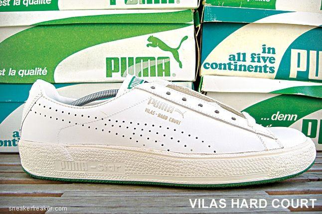 Puma Vilas Hard Court 1