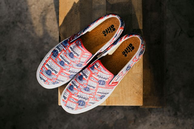 Budweiser X Alife 2014 Footwear Collection 11