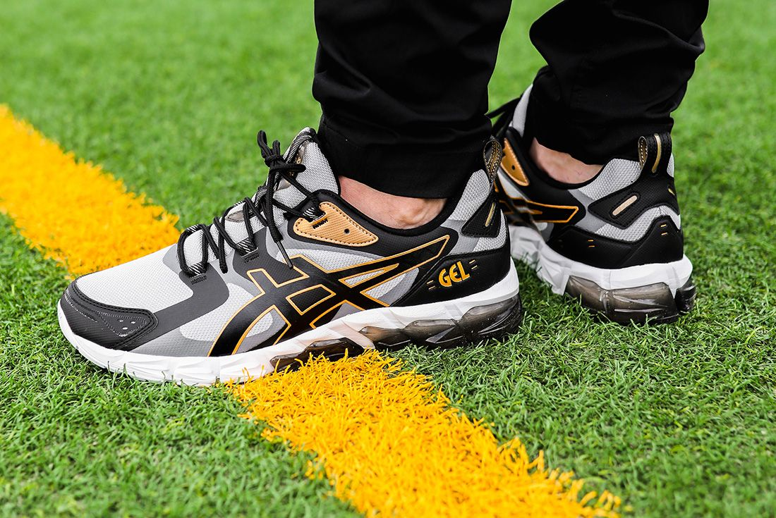 JD Sports' Exclusive ASICS GEL-Quantum 180 6 Has a Golden Touch ...