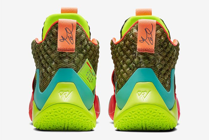 Russell Westbrook Jordan Why Not Zer0 2 Back