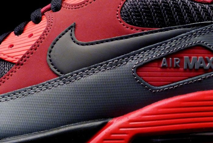 Nike Am90 Infrared Team Red 3
