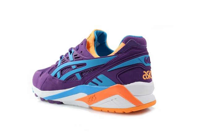 Asics Gel Kayano Trainer Purple Atomic Blue 4