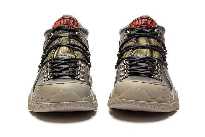 Gucci Flashtrek Boot Grey 3