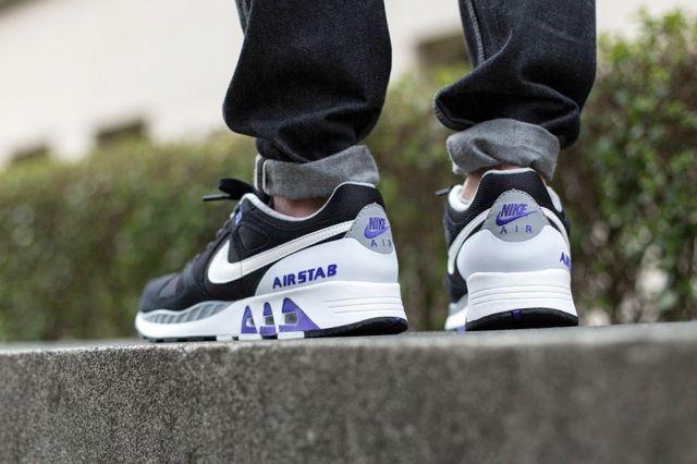 Nike Air Stab Persian Violet 1