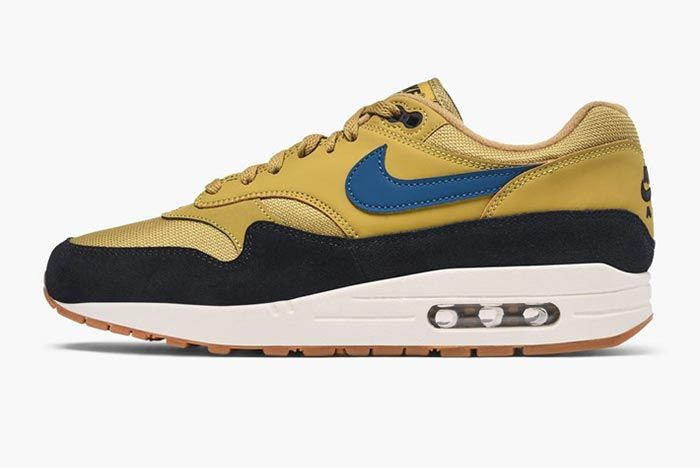 Nike Air Max 1 Golden Moss Release Date