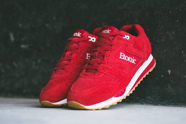 Etonic Trans Am Suede Runner Delivery Two 1