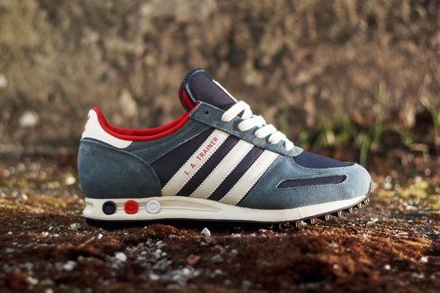 Adidas La Trainer Light Scarlet 6