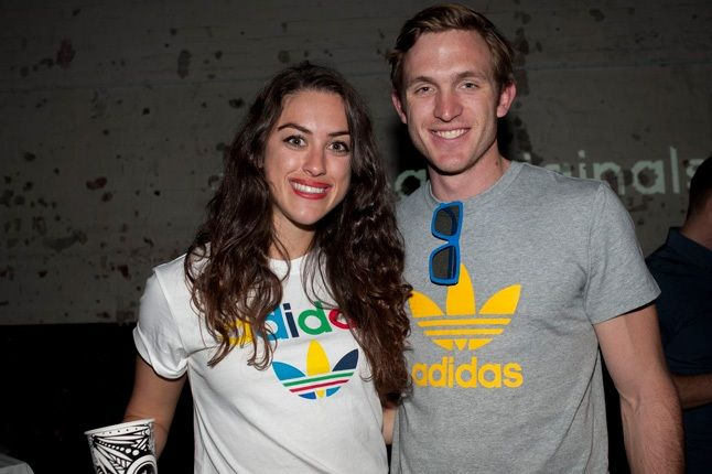Adidas Originals Carbon Party Melbourne 3 1