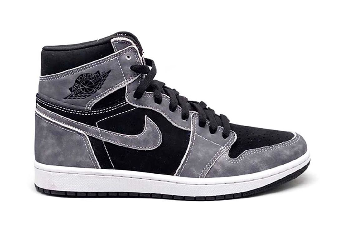 air jordan 1 smoke grey leak 2021