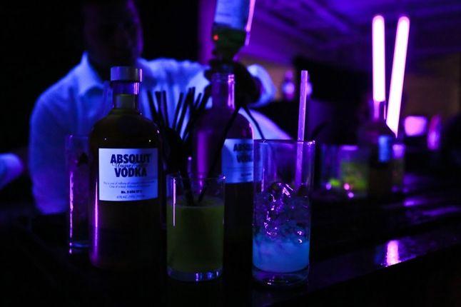 Nike Air Max Anniversary London Absolut Vodka 1