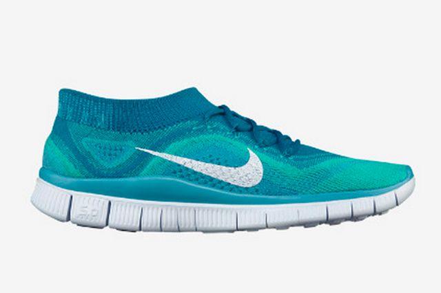 Nike Free Flyknit San Francisco Womens Marathon 1