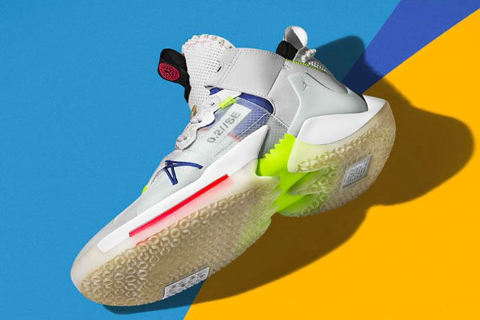 Air Jordan Why Not Zer0 2 City Tour Left