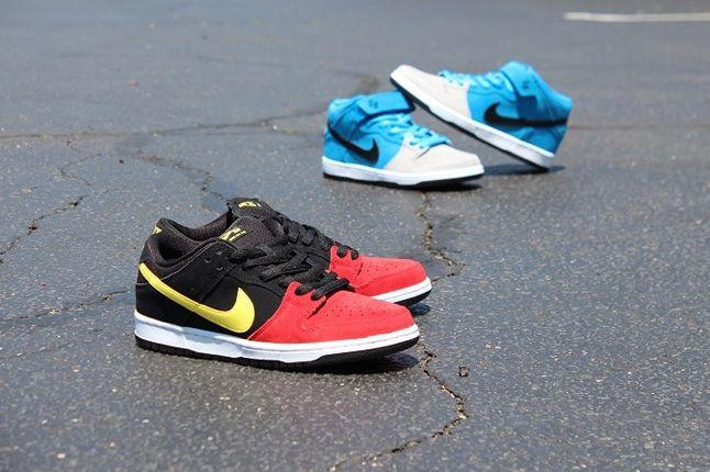 Nikesb Dunk Beavis Butthead Pack Group Shot 1