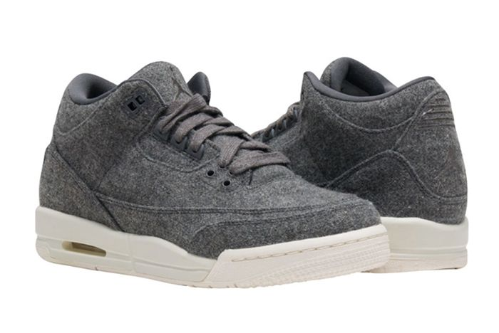 Air Jordan 3 Wool2