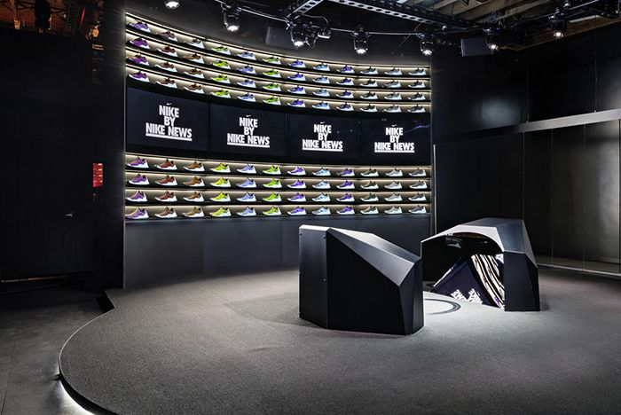 Nike Makers Experience Feature