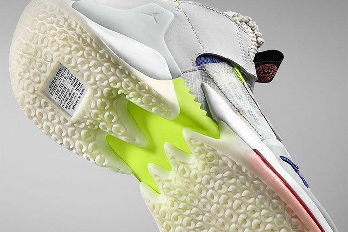 Air Jordan Why Not Zer0 2 City Tour Heel