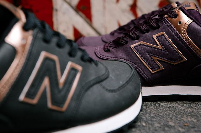 New Balance Fw14 Womens 574 13