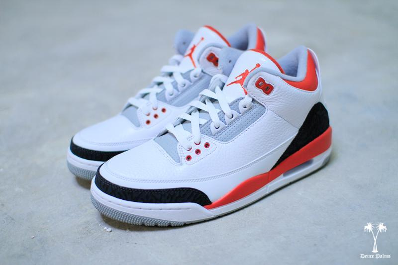 Fire Red J3 1