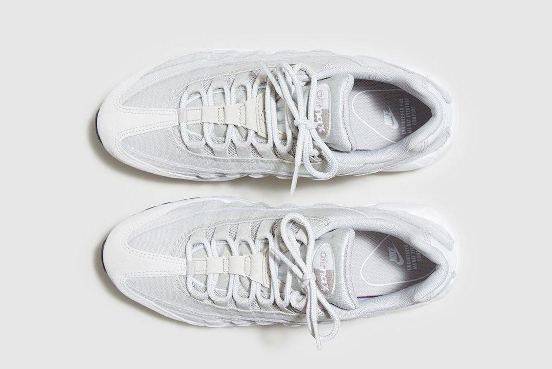 Nike Air Max 95 Womens Grey Safari 3