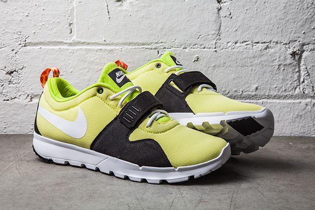 Nike Sb Trainerendor Se Sonic Yellow 1