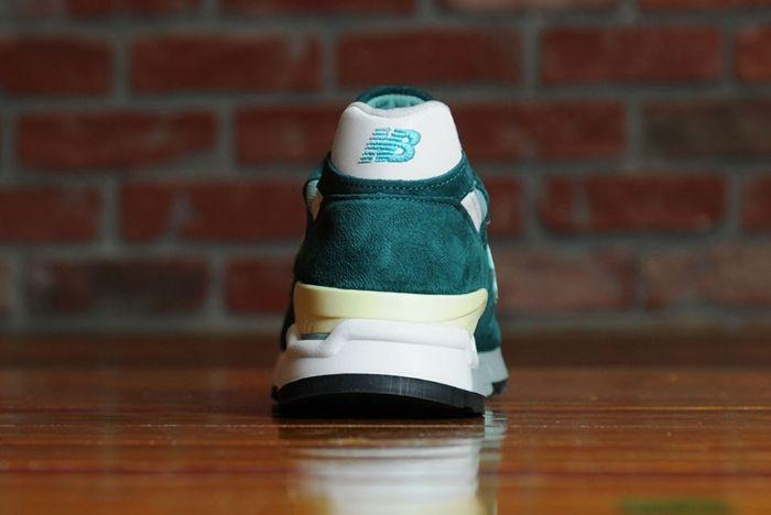 New Balance 998 Emerald 3