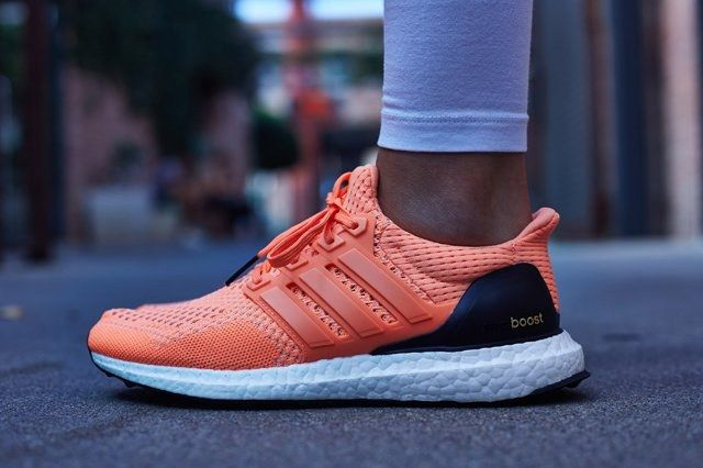 Adidas Ultra Boost Flash Orange 4