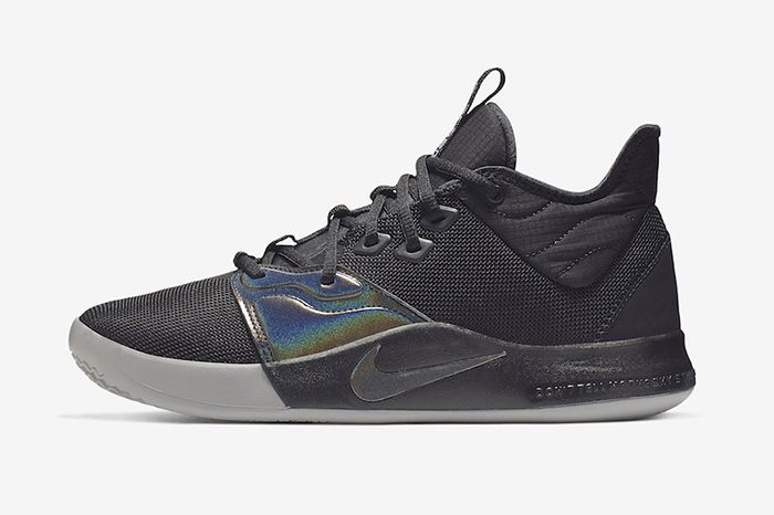 Nike Pg 3 Iridescent Ao2608 003 Release Date Lateral