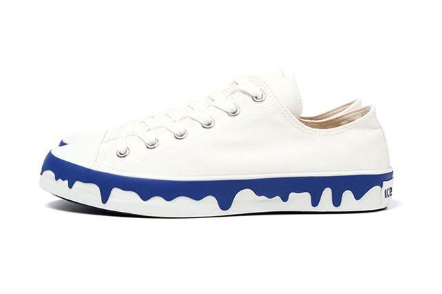 Bbc Icecream Drippy Sneaker Back 4