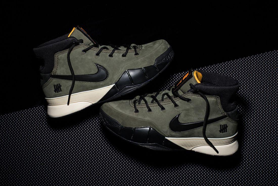 Undefeated X Nike Kobe Proto 7
