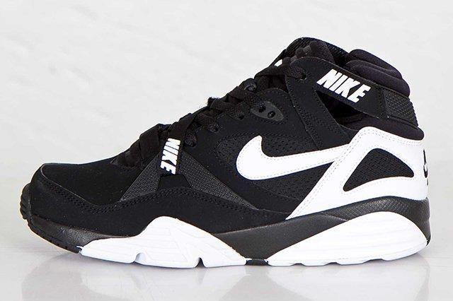 Nike Air Trainer Max 91 Black N White 3