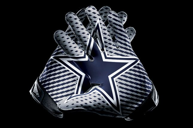 Dallas Cowboys Glove 1