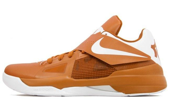 Nike Zoom Kd 4 Longhorns 01 1