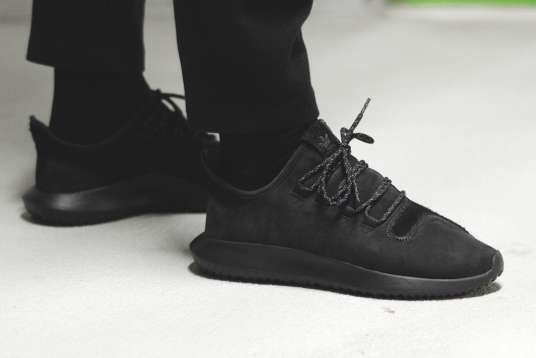 Adidas Tubular Shadow Knit Core Black Sneaker Freaker5