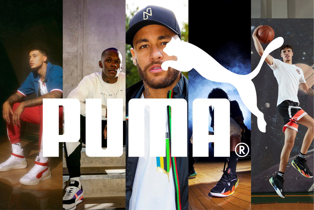 PUMA highlight reel header image