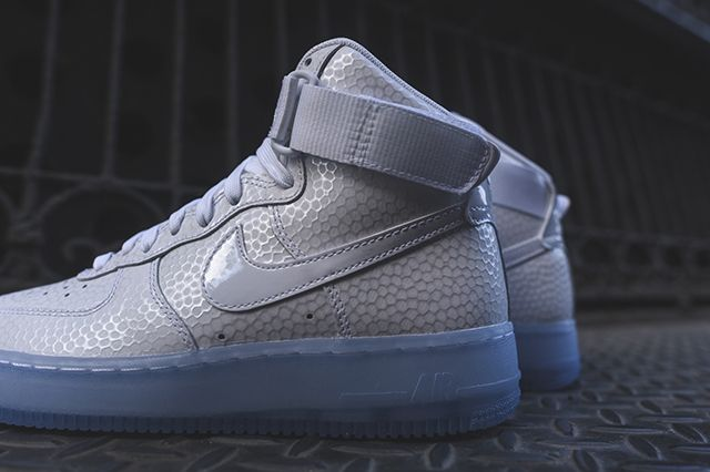 Nike Air Force 1 High Wmns White Pearl 7