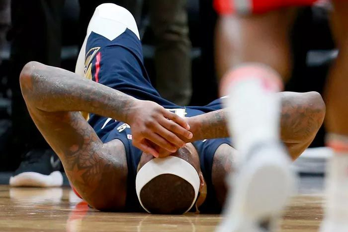 Demarcus Cousins Puma Nike Injury