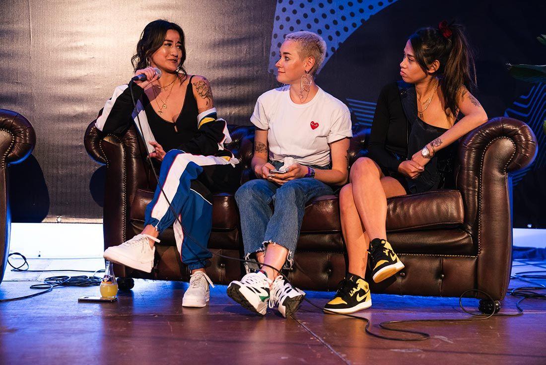 Sneakerness Amsterdam Speaking Panel