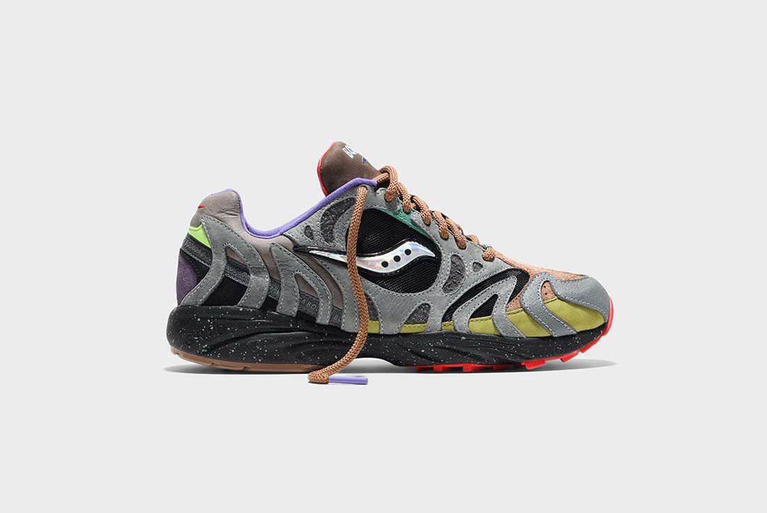 Bodega Saucony Ever Ready Lateral