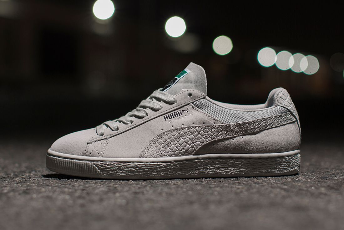 Diamond Supply Co X Puma Classic Suede Collection2